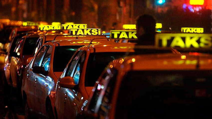 İstanbul'da taksicilere yüzde 25 zam az geldi
