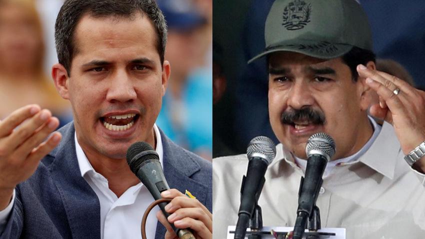 Guaido: Maduro ile yapılan müzakereler sona erdi