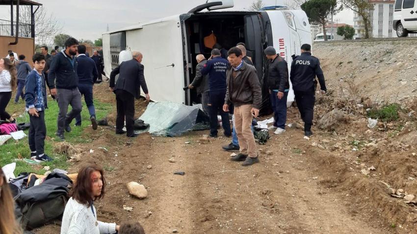Trafik canavarı frene basmıyor: 8 ayda 1644 ölü