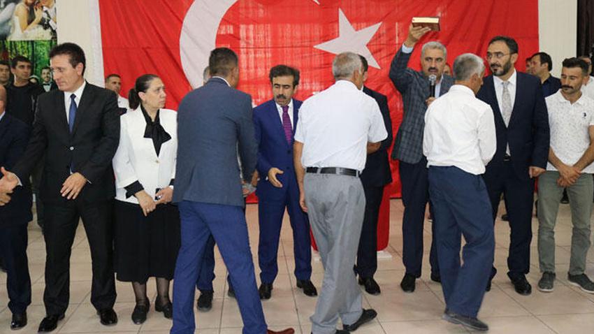 Cumhurbaşkanı Erdoğan araya girdi, husumetli aileler barıştı
