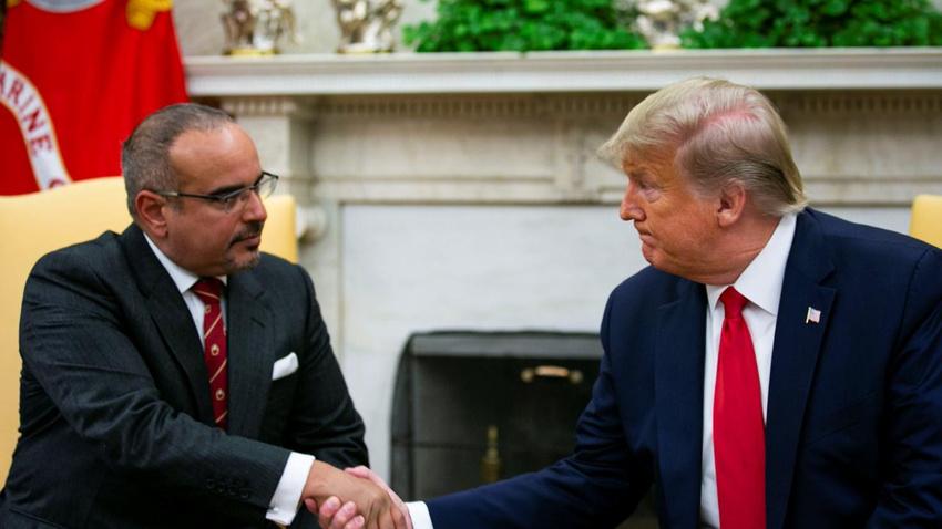 Trump'tan Bahreyn'e: 700 milyar dolarınız var bu para fazla size