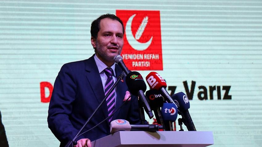 'Fatih Erbakan ilk seçimde cumhurbaşkanı olacak'