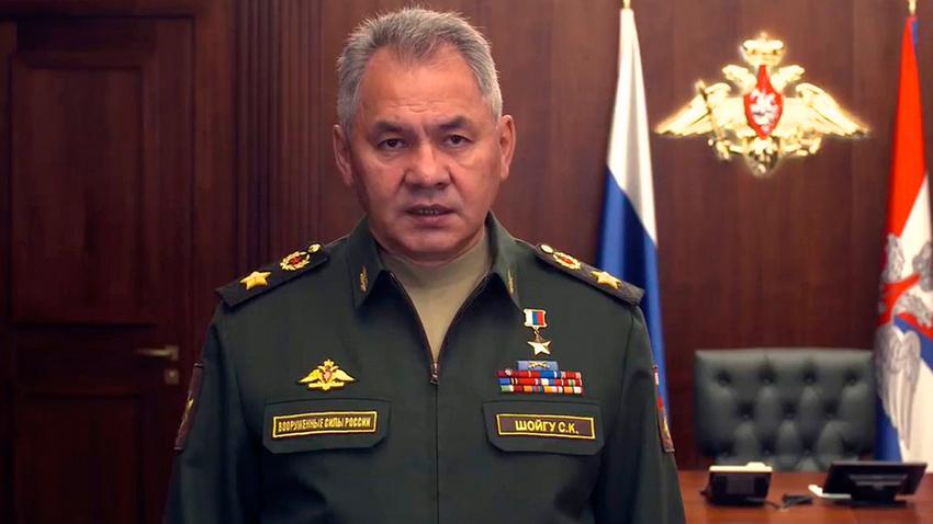 Rusya savunma Bakanı Şoygu'dan Türkiye yorumu: Komşunuzu seçemezsiniz