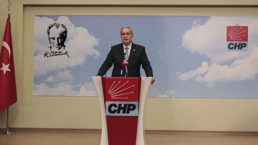 CHP'li Öztrak: Gizli saklı bir görüşme yapmadık