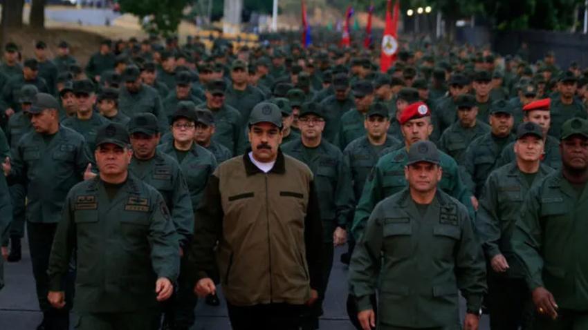 Maduro: Bir kaç kez daha suikast girişimine uğradım