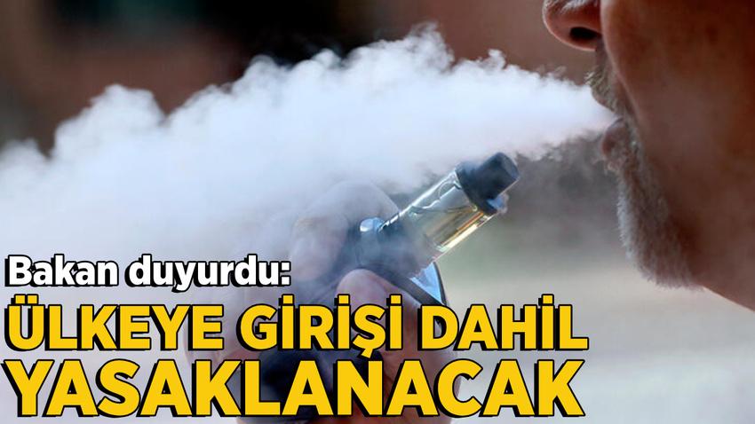Sağlık Bakanı Koca'dan sigara yasağı düzenlemesine ilişkin açıklama