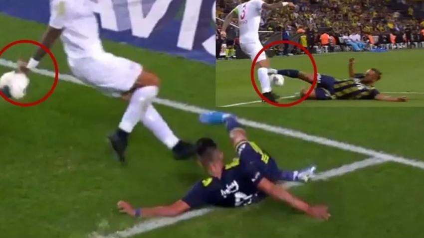 """""""Çok net penaltı, neden gitmedi VAR'a?"""""""