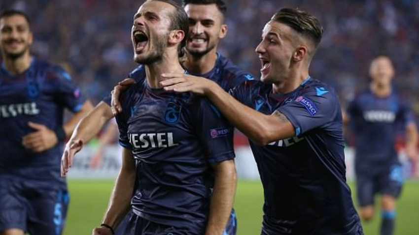 Trabzonspor damga vurdu! Son 6 sezonun...