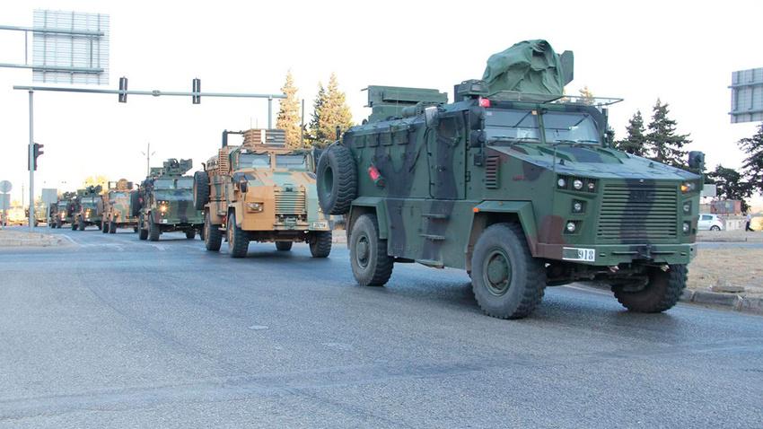 Sınır birliklerine komanda takviyesi devam ediyor