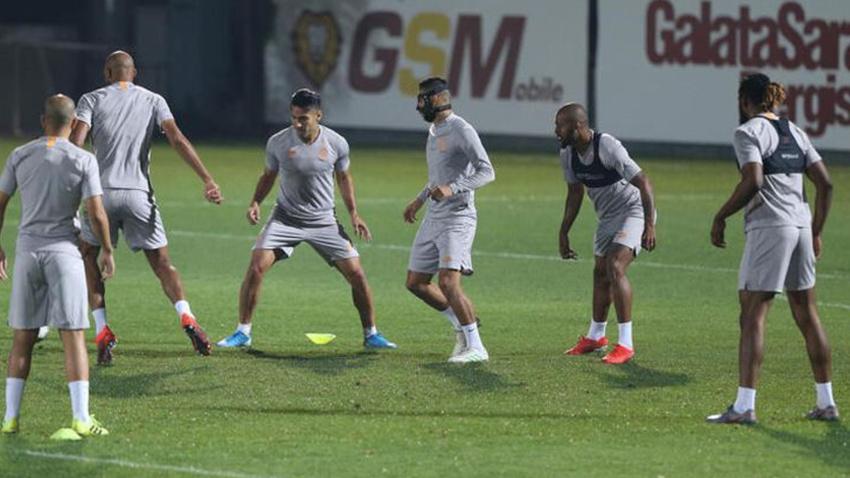 Galatasaray'ın yeni sistemi: 4-3-3