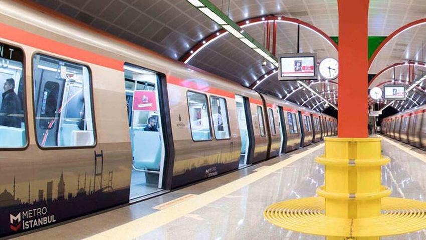 İBB açıkladı: Metro seferleri uzatıldı