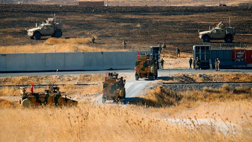 Uluslararası ajanslar duyurdu: Türkiye 'Suriye'ye girdi