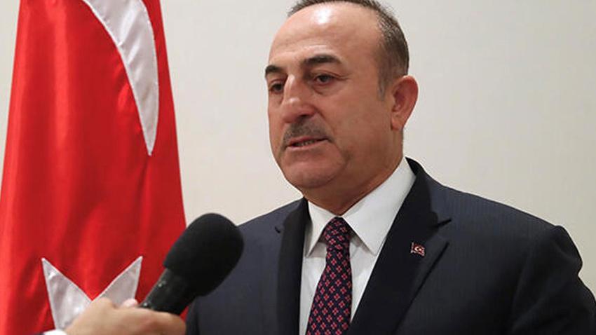 Bakan Çavuşoğlu'ndan harekat açıklaması