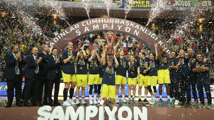 Cumhurbaşkanlığı Kupası, Fenerbahçe Öznur Kablo'nun