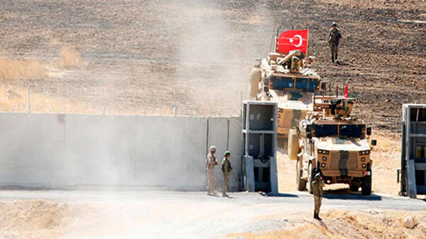 Reuters: Harekat başlamadı, sınırdaki beton bloklar kaldırıldı