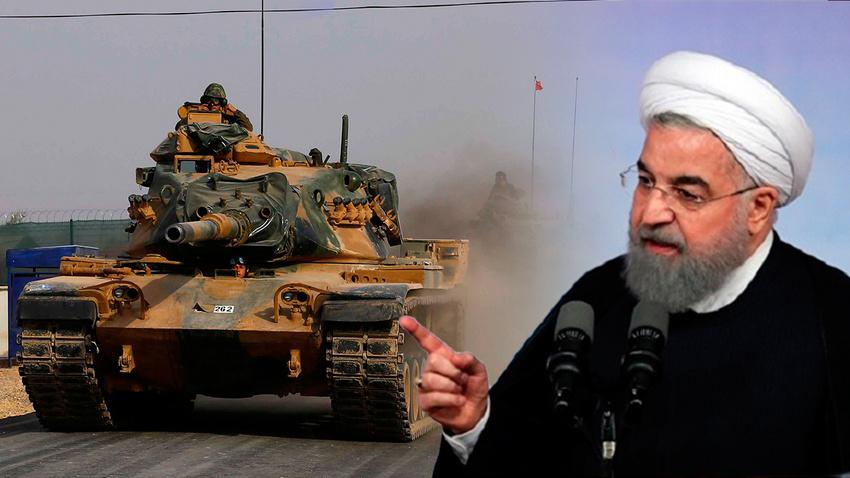 Ruhani'den Fırat'ın doğusuna operasyon açıklaması