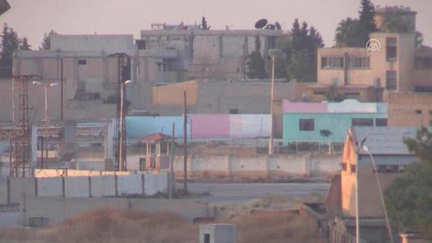 Tel Abyad'da son durum