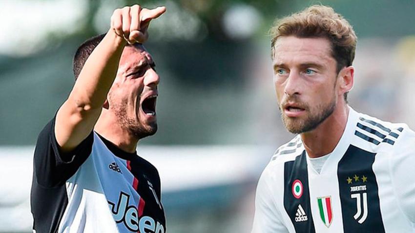 Merih Demiral'dan Türkiye'ye işgalci diyen Marchisio'ya cevap