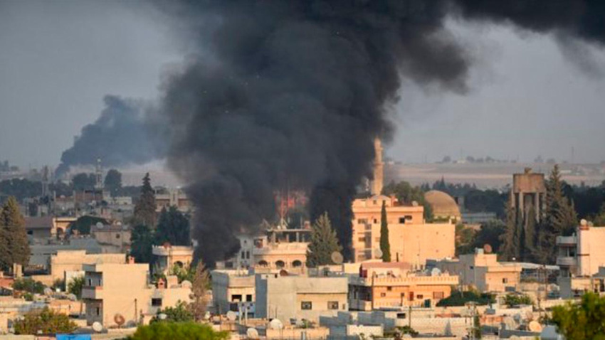 Kamışlı'da 5 YPG'li terörist öldürüldü