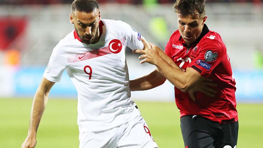 Türkiye - Arnavutluk! Muhtemel 11'ler