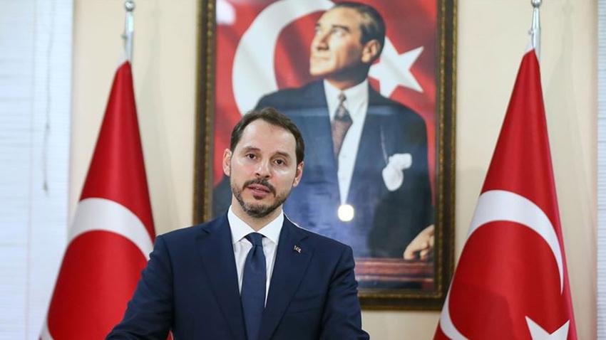 Bakan Albayrak: Türkiye çok tarihi bir operasyon süreci yürütüyor