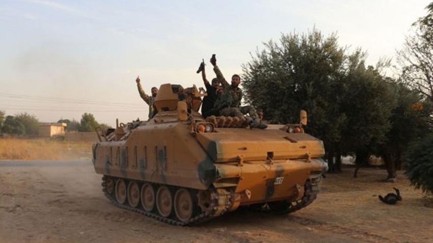 Bir köy daha teröristlerden kurtarıldı