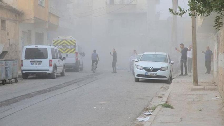 Nusaybin'e havanlı saldırı: Çok sayıda yaralı var