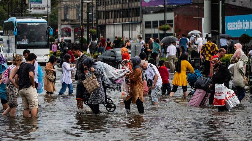 Bu illerde yaşayanlar dikkat! Meteoroloji'den uyarı geldi