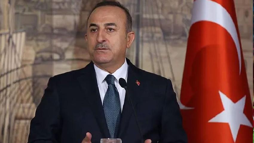 Bakan Çavuşoğlu: Yaptırımdan korkacak olsak harekatı başlatmazdık