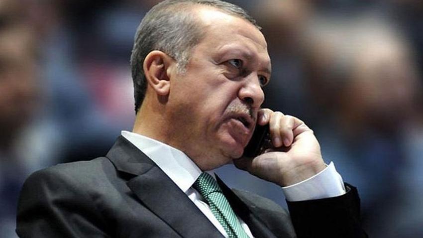 Cumhurbaşkanı Erdoğan'dan Muhammed'in ailesine telefon