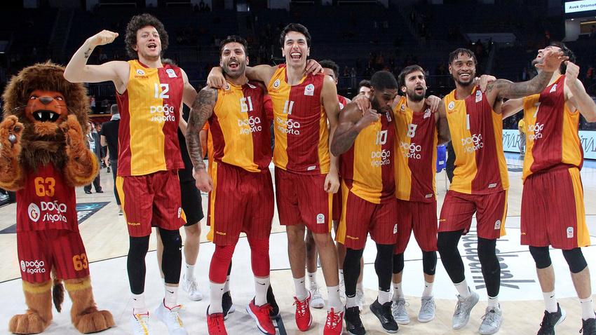 Potada derbiyi Galatasaray kazandı