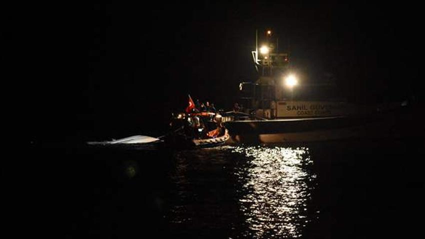 Bodrum'da denizde kayıp 3 kişi aranıyor