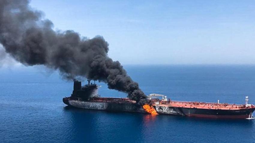 İran'dan tanker saldırısı sonrası tehdit: Yanıtsız kalmayacak