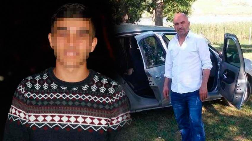 16 yaşındaki genç, annesini döven babasını öldürdü