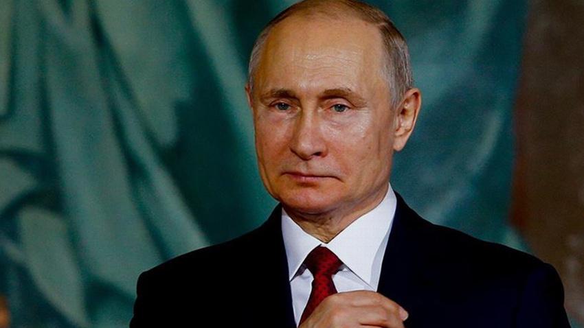 Putin'dan flaş Suriye açıklaması