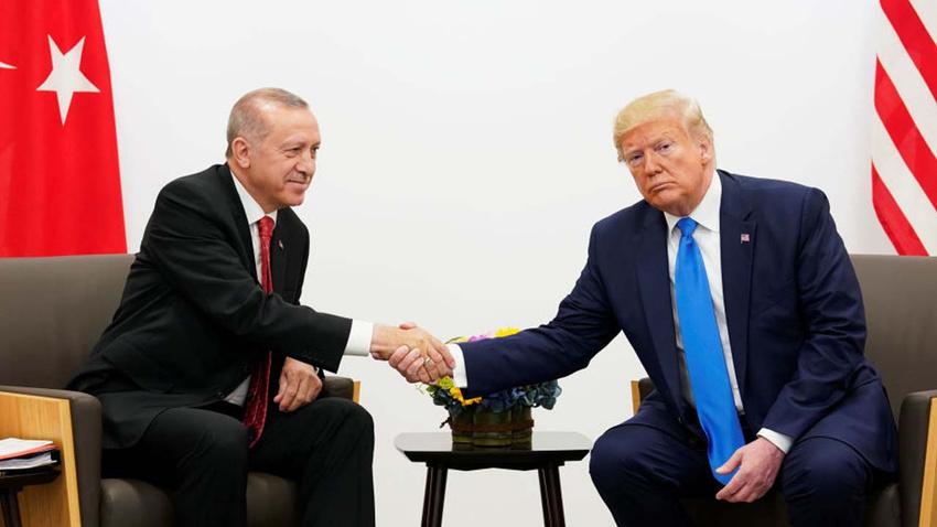 FoxBusiness sunucusu, Trump tarafından Erdoğan'a yazıldığını iddia ettiği bir mektubu yayınladı
