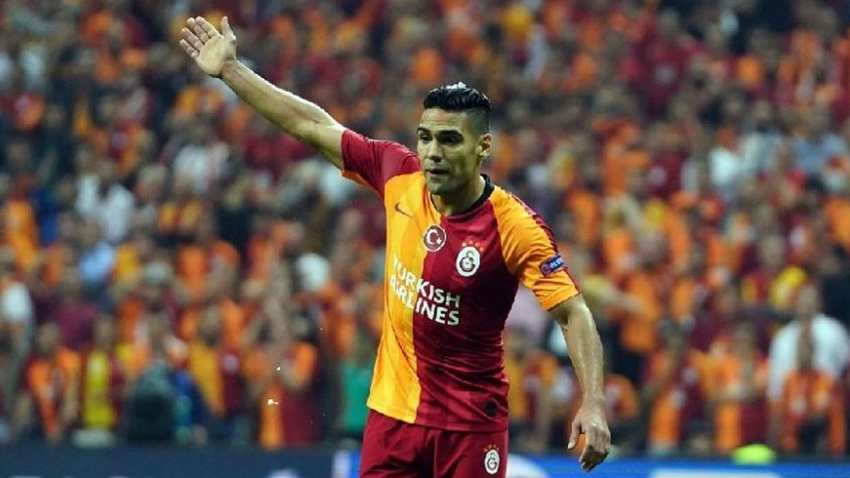 Falcao'dan Galatasaray'a kötü haber