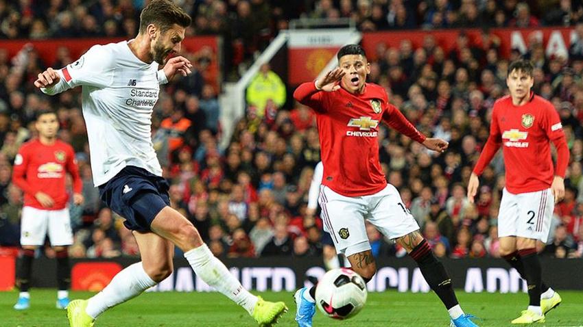 Manchester United Liverpool'un serisine son verdi