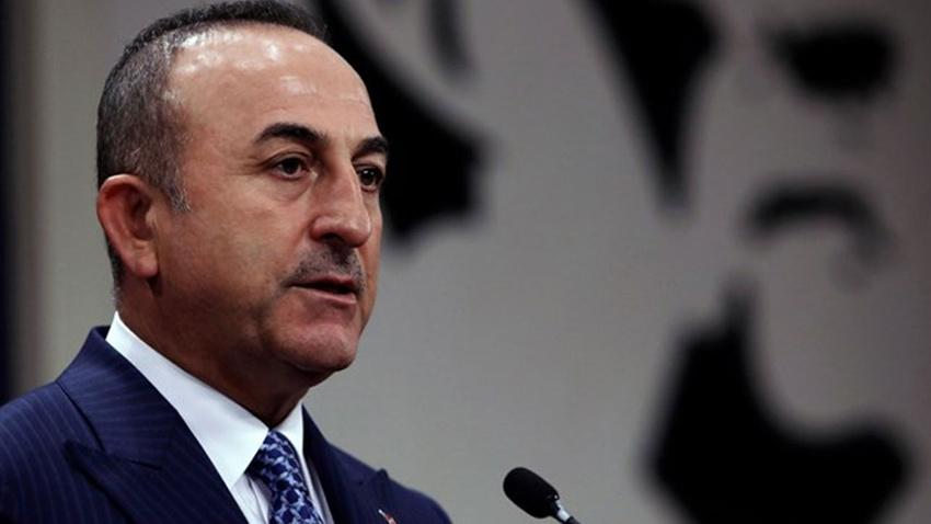 Çavuşoğlu: Tel Abyad'daki saldırı YPG'ye kol kanat gerenlere ibret olsun