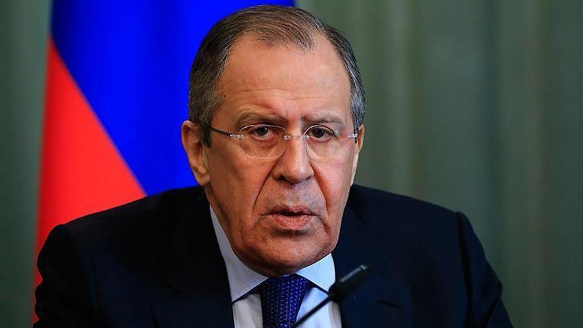 Lavrov: Bağdadi, ABD'nin bir buluşuydu
