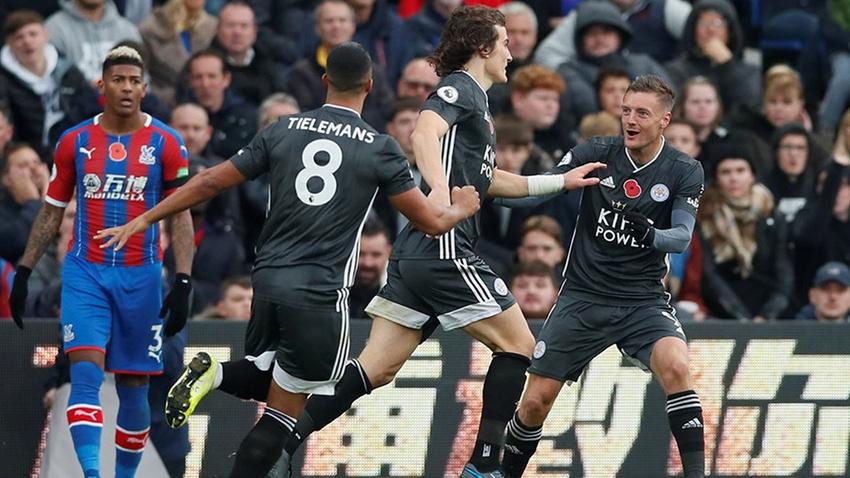 Çağlar Söyüncü  Leicester City kazandı