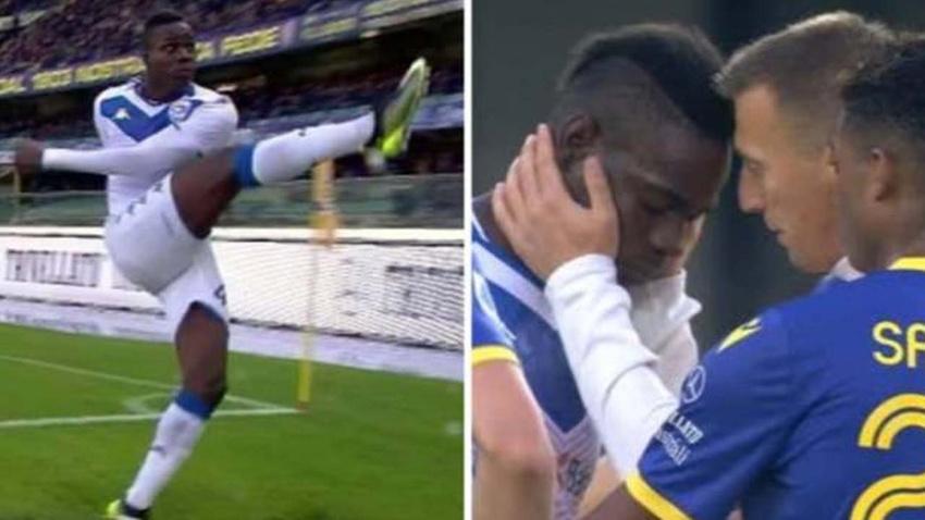 Balotelli çılgına döndü! Sahayı terk etmek istedi