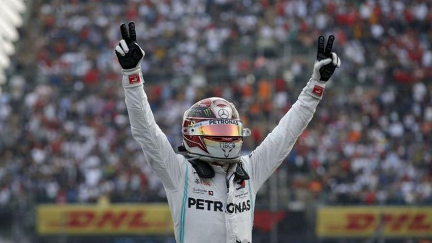 Lewis Hamilton 6. kez şampiyon!