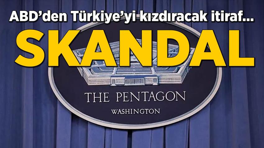 Pentagon'dan skandal itiraf!