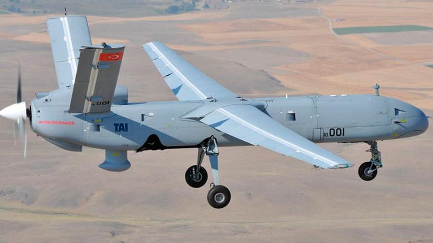 Yerli insansız hava aracı ANKA'dan uçuş rekoru