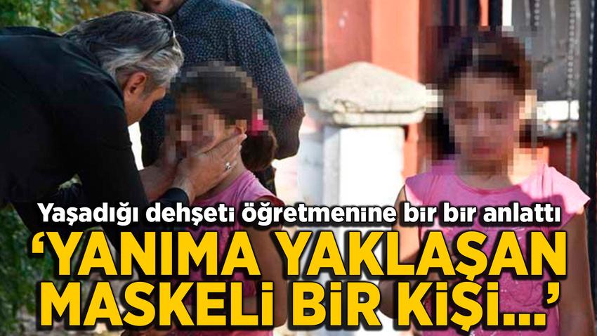 Vicdansızlar küçük kızın 5 lirasına göz dikti
