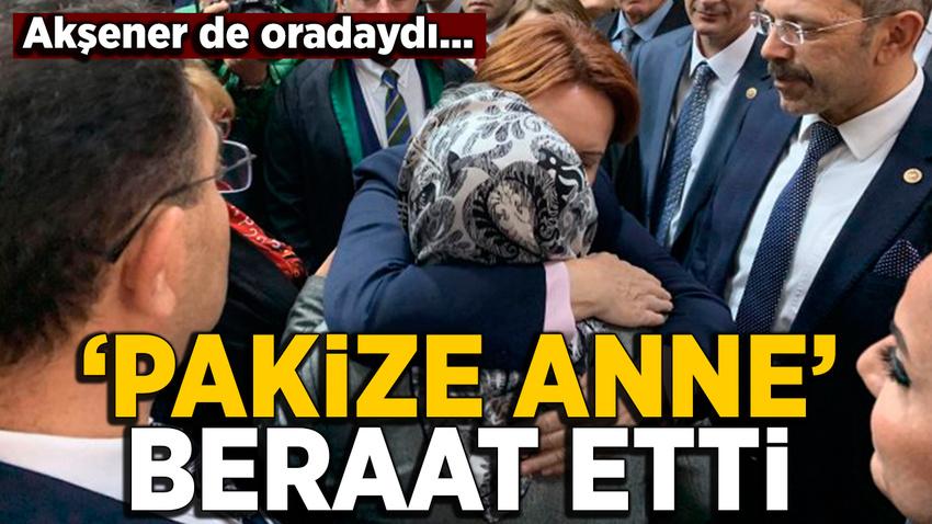 Cumhurbaşkanı Erdoğan'a hakaretten yargılanan 'Pakize Anne' beraat etti