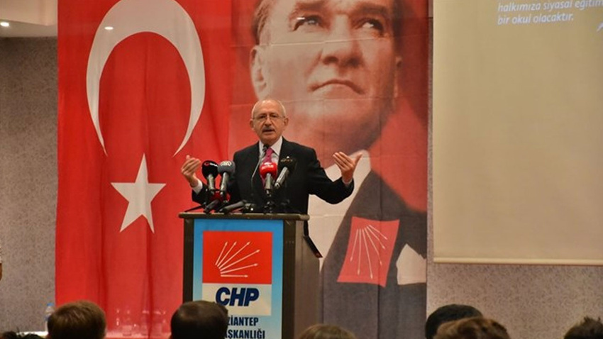 Kılıçdaroğlu: İnanç ve kimlik tartışılmaz