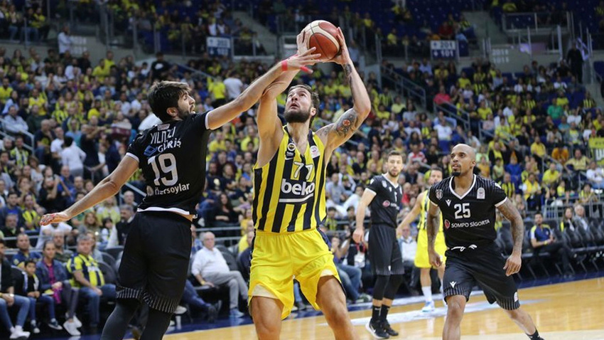 Pota derbisi Fenerbahçe'nin