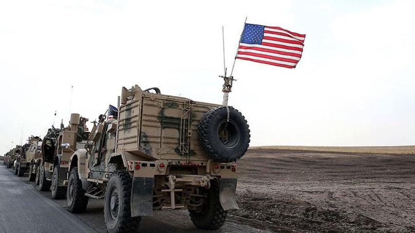 """""""Suriye'de 500-600 ABD askeri kalacak"""""""